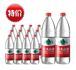 ~农夫山泉饮用天然水1.5L